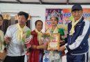 मिस थारु २०२१ विजेता लिभा थारु गृह जिल्ला उदयपुरमा सम्मानित
