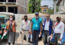 ग्लोबल आइएमई बैंक गाईघाट शाखाद्धरा अटो चालकहरुलाई क्यूआर हस्तान्तरण